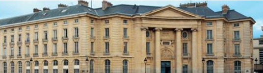AFED – 1ère conférence, Paris II