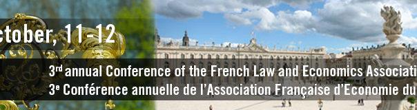 AFED – 3ème conférence, Nancy